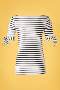Vixen 33003 Shirt Striped Black 20200213 009W