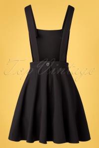 Bunny 33741 Swingdress Black Amelie 20200213 008W
