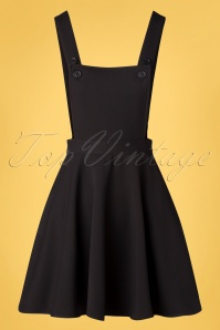 Bunny 33741 Swingdress Black Amelie 20200213 003W