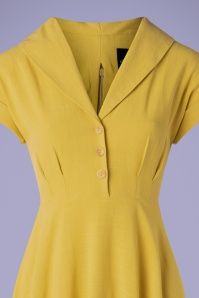 Bunny 33734 Swingdress Sahara Yellow 20200213 002V