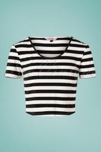 Banned 32819 Land Ahoy T shirt Black 11042019 0003 W