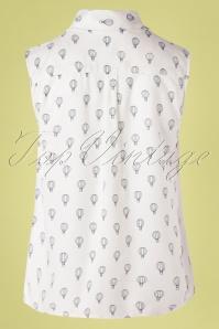 Circus 31443 Top White Balloon Cream Tie 10292019 006 W