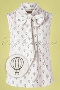 Circus 31443 Top White Balloon Cream Tie 10292019 003 Z
