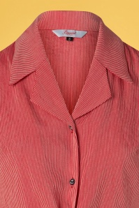 Banned 32811 Texture Tie Shirt Red 11052019 004 V