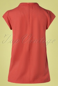 Circus 31441 Top Red Pindot Tie 10292019 008W