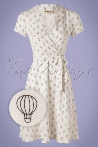 Circus 31437 Swingdress Balloon Cream 10252019 003Z