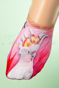 XPOOOS Ivy Parrot Invisible Footies
