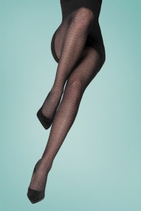 Marcmarcs 50s Marisa Tights in Black