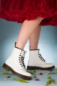 Dr Martens 31974 Boots Black White 200220 004 W