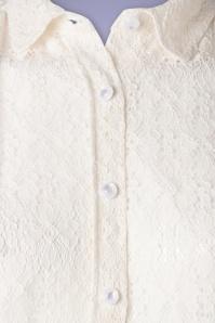 Verry Cherry 31506 Montmarte Blouse Lace Creme20191223 002W