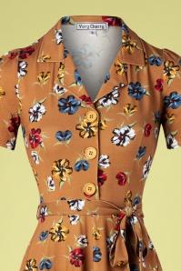 Verry Cherry 31503 Revers Dress Tricot Corniglia Flowers20191224 002V