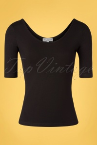 Verry Cherry 31510 Natalya Top Black20191224 004W