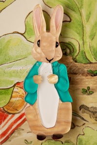 Erstwilder TopVintage exclusive ~ 60s Peter Rabbit Brooch