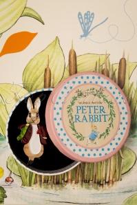 Erstwilder 33925 Benjamin Bunny Brooch Rabbit Peter Cute Red Brown Beige Green 200225 021 W