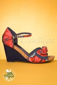Ruby Shoo 31468 Molly Coral heels Wedges 200218 005W copyv