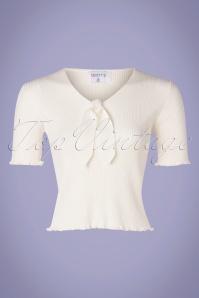 Campania Fantastica 32303 Jersey Jumper White 200226 002W