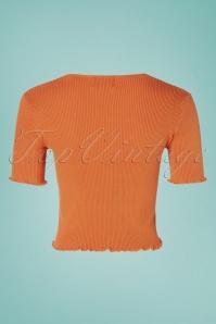 Campania Fantastica 32305 Jersey Jumper Orange 200226 009W