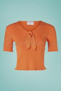 Campania Fantastica 32305 Jersey Jumper Orange 200226 003W