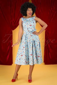 Dresses Large Fifties Style Dresses At Topvintage