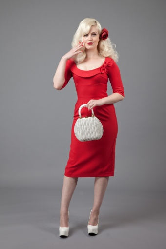 Joan Red Frankii 02