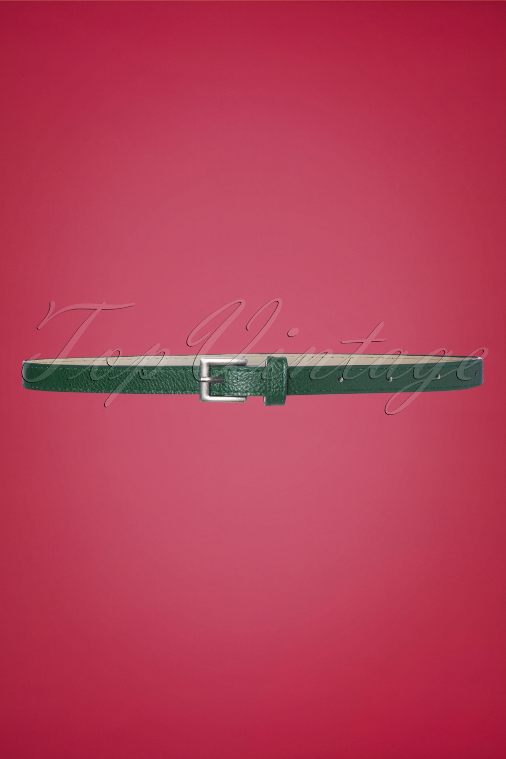 A History of Belts 1920-1960 60s CMP Belt in Green £9.81 AT vintagedancer.com