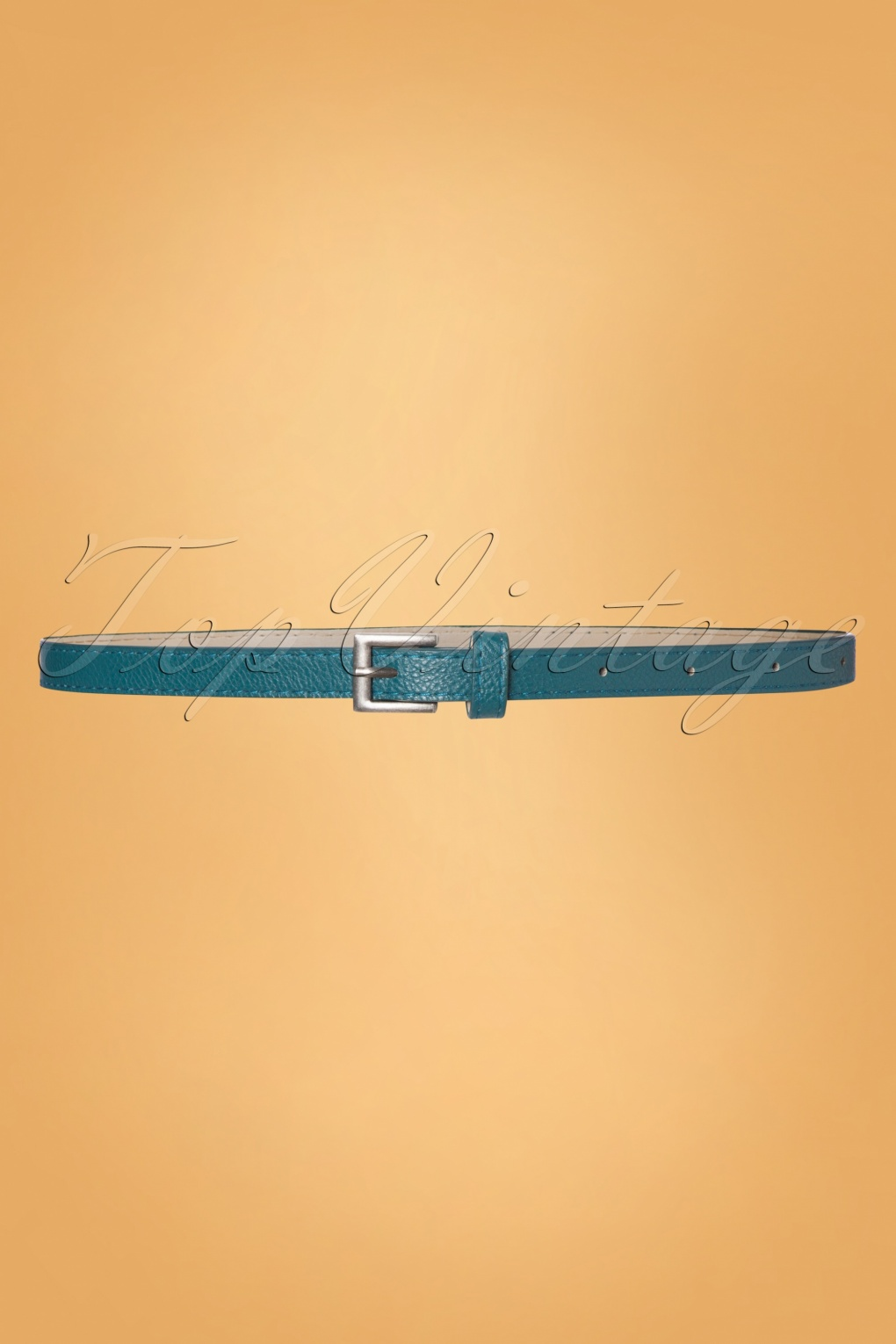 A History of Belts 1920-1960 60s Love Dont Come Easy Belt in Blue £9.81 AT vintagedancer.com