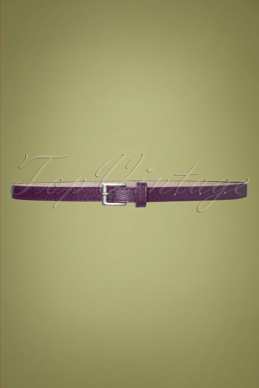 A History of Belts 1920-1960 60s From The Mind Of A Dee Jay Belt in Purple £9.81 AT vintagedancer.com