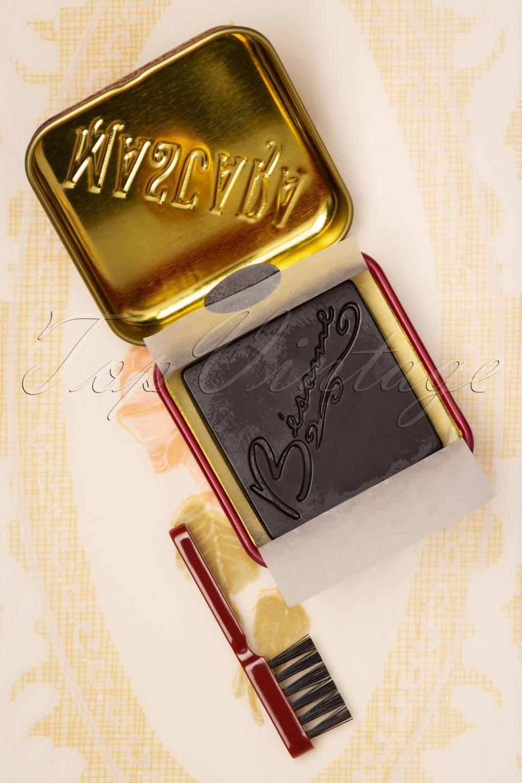 1920s Makeup Starts the Cosmetics Industry – History Cake Mascara Black £24.95 AT vintagedancer.com