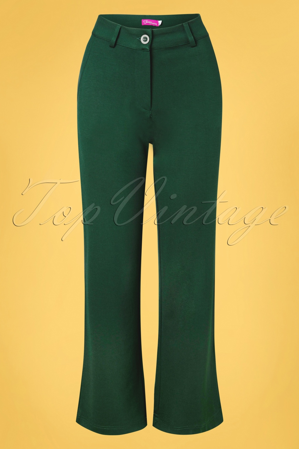 1960s Pants – Top 10 Styles for Women 60s Babs Baggy Trousers in Punta Green £24.95 AT vintagedancer.com