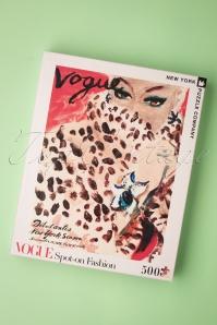 Spot On Fashion - Vogue 500 Piece Puzzle