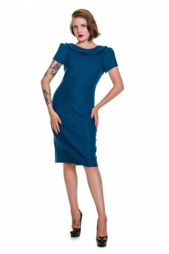 Jackie Dress blue