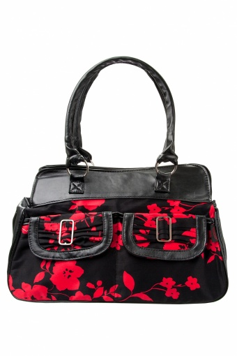 Vixen 50s Floral Black Red handbag_88-4063_20120928_014