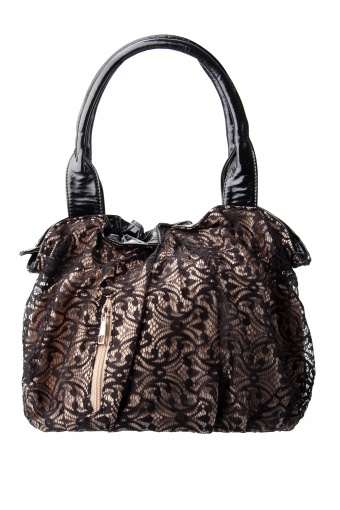 Black Lace handbag_88-4019_005