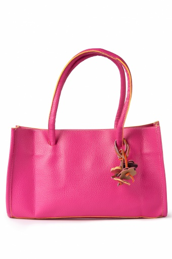 From Paris with Love! La Jolie Baguette Hot Pink schoudertas_88-3753_20120625_016
