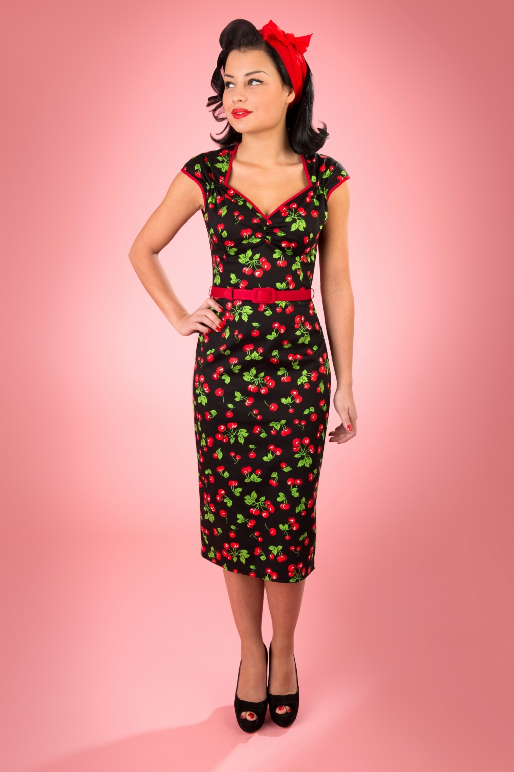 Pinup girl clothing store