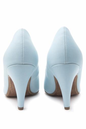 50s Baby Blue Pastel pumps