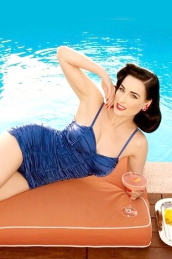Dita von Teese Cointreau advertisement tv