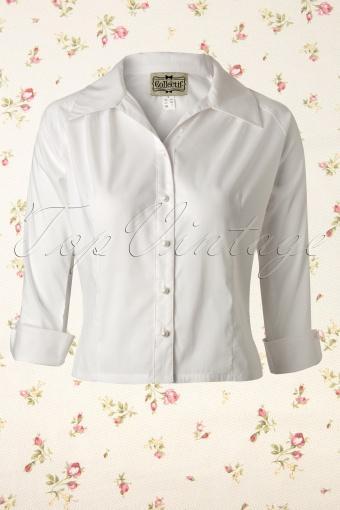 Collectif Clothing  Megan Blouse Ivor 112 51 11912 20131122 0003K