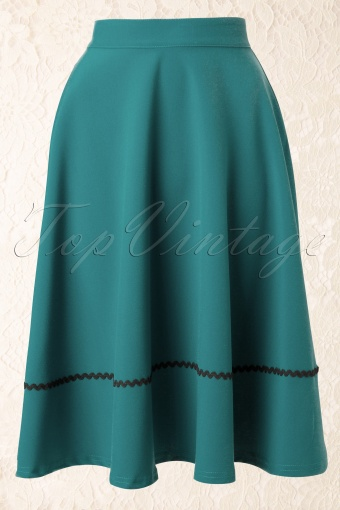 Steady Clothing  Mandy Jade Swing Skirt 122 30 11904 20131120 0015K