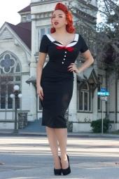 Audrey Dress in Black