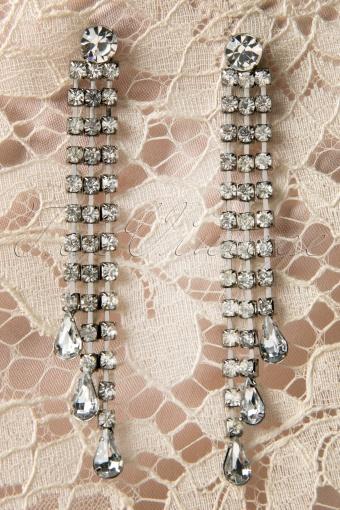 Darling Divine  Classy Shiny Strass Earrings 335 92 12094 20131223 0011W