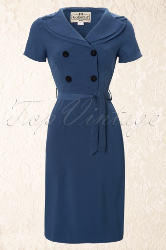 Rhonda Dress Georgette Collectif 02K