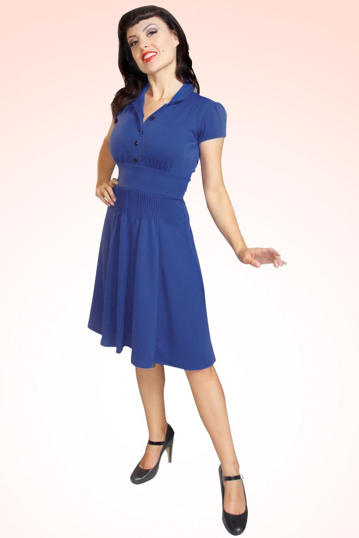 lana dress royal blue. Black Bedroom Furniture Sets. Home Design Ideas