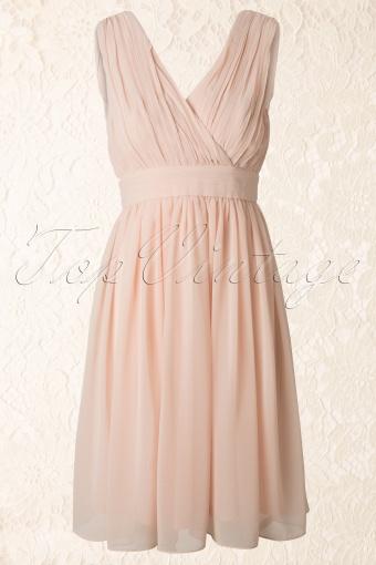 Fever  Cecilia Dress Nude  105 22 12133 20140108 0005W