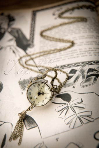 From Paris with love  Montro Ancienne Horloge ketting 300 91 12175 20140123 0015W