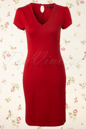 King Louie  Marilyn Dress Red 101 20 12351 20140130 0003W