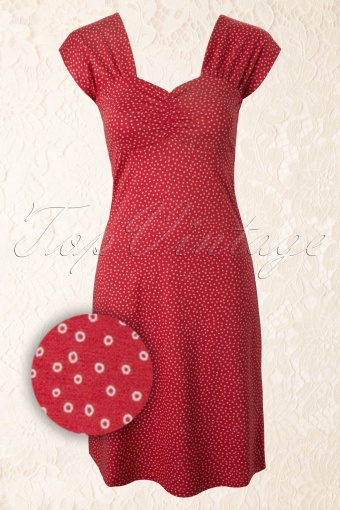 Fever  Heidi Dress Red 107 27 12382 20140204 0003WV