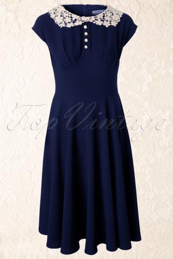 Bunny  Emillie Dress Black Lace 102 10 12037 20131216 0002W