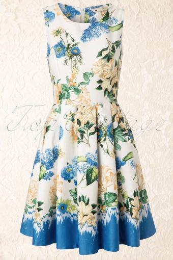 Yumi  The Quixotic Dress White Flowers 105 59 12488 20140211 0005W