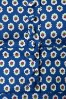 Fever  Blue Flower Shirt Dress  106 39 12822 20140304 0010